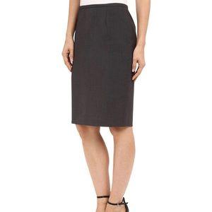Black Calvin Klein Pencil Skirt 6 NWT